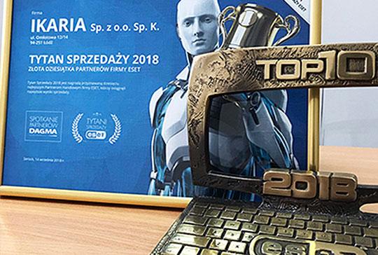 Ikaria Tytanem Sprzedaży Eset 2018