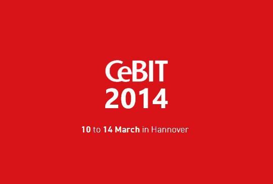 Szukamy nowości na CeBIT 2014 w Hannowerze